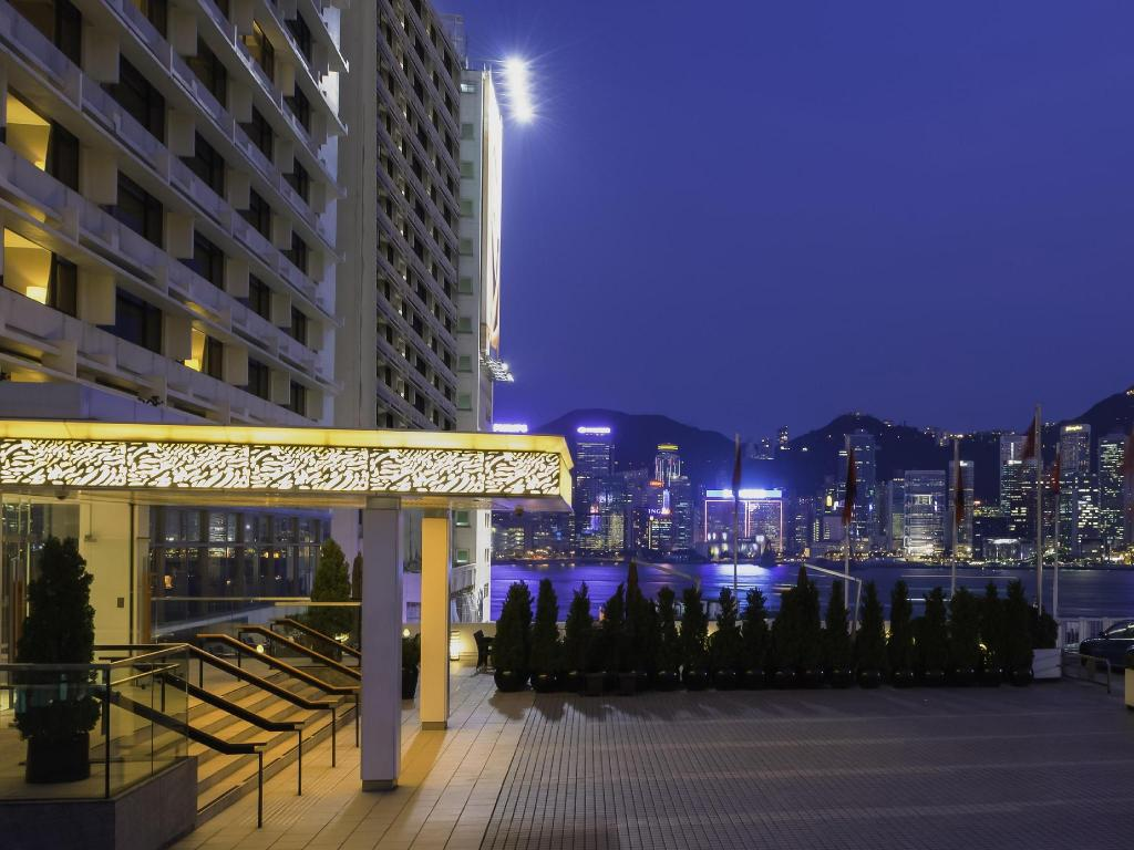 Best Price on Marco Polo HongKong Hotel in Hong Kong