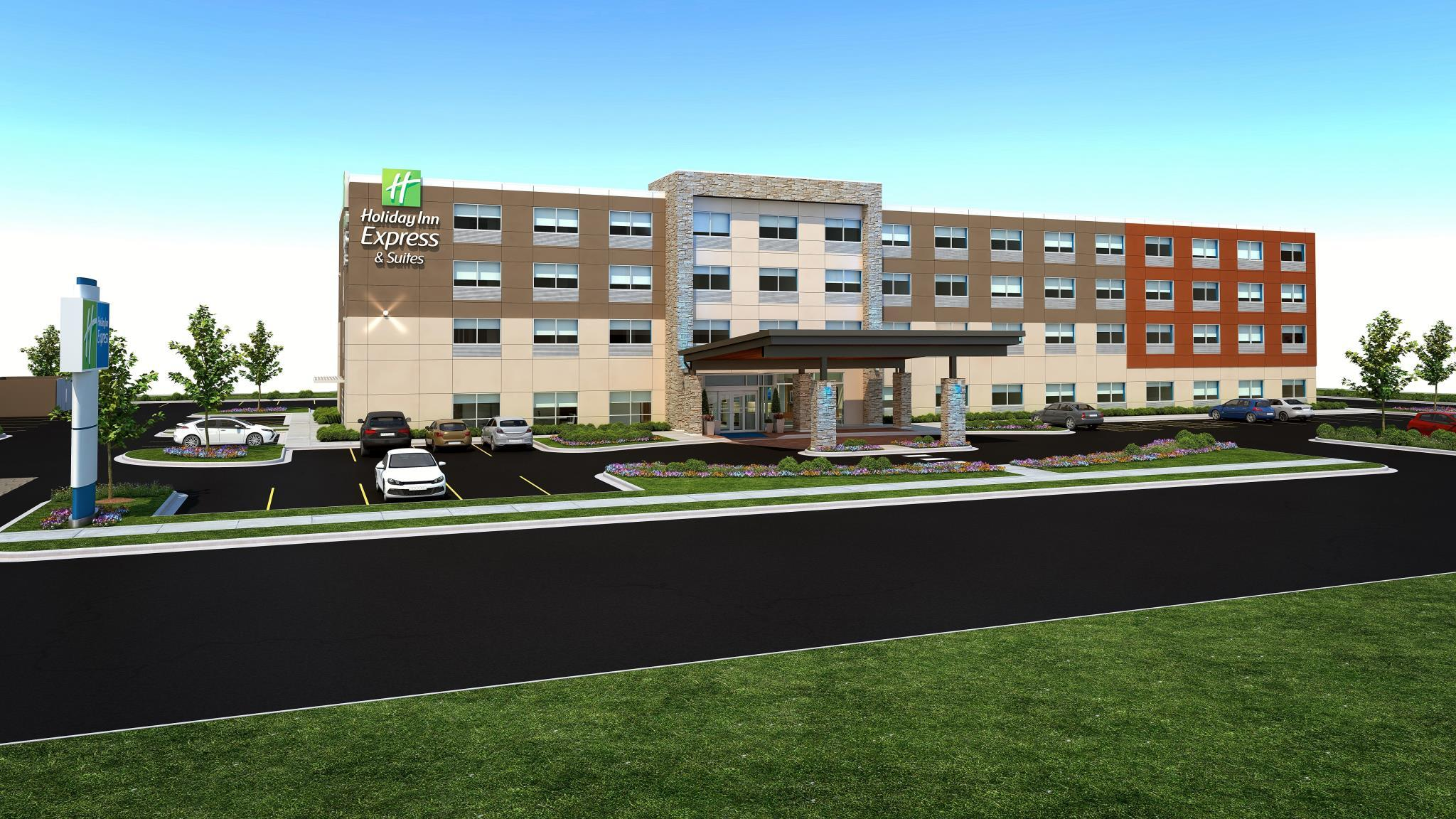 Holiday Inn Express & Suites Indianapolis NW - Whitestown, Boone