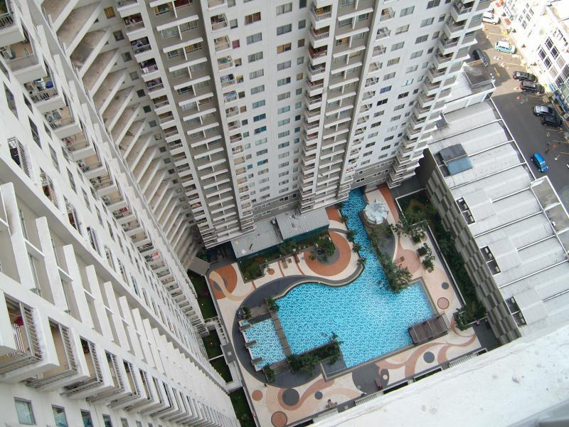 2BR Apartment Sudirman Park by Home 3