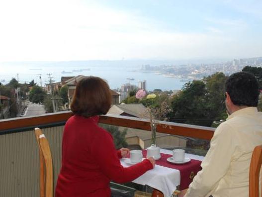Sutherland House, Valparaíso