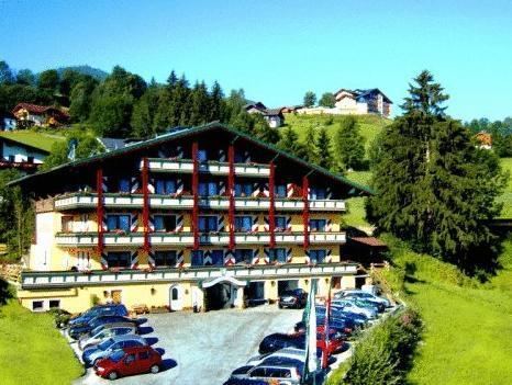Alpenhotel Erzherzog Johann, Liezen