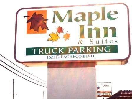 Maple Inn and Suites Los Banos, Merced