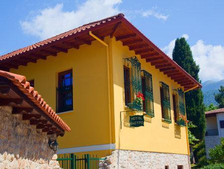 Kastro Guesthouse, Epirus
