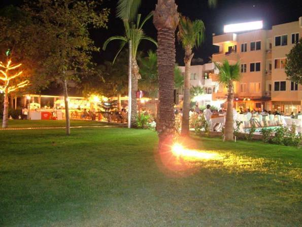 Kilikya Hotel, Silifke