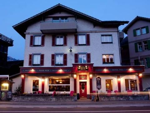 Hotel Tell, Interlaken