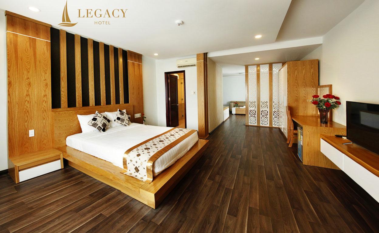 Legacy Riverside Danang Hotel, Sơn Trà