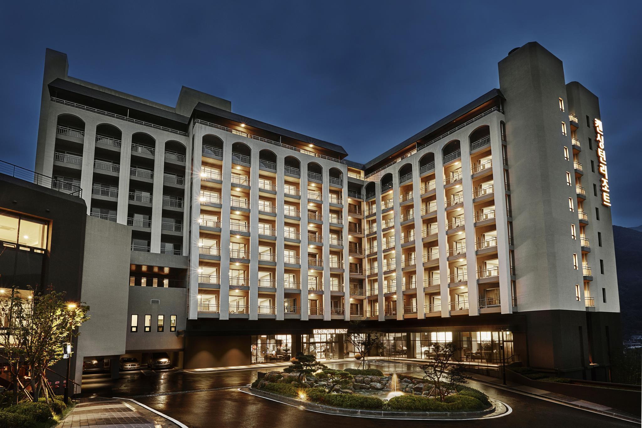 Kensington Resort Jirisan Hadong, Hadong