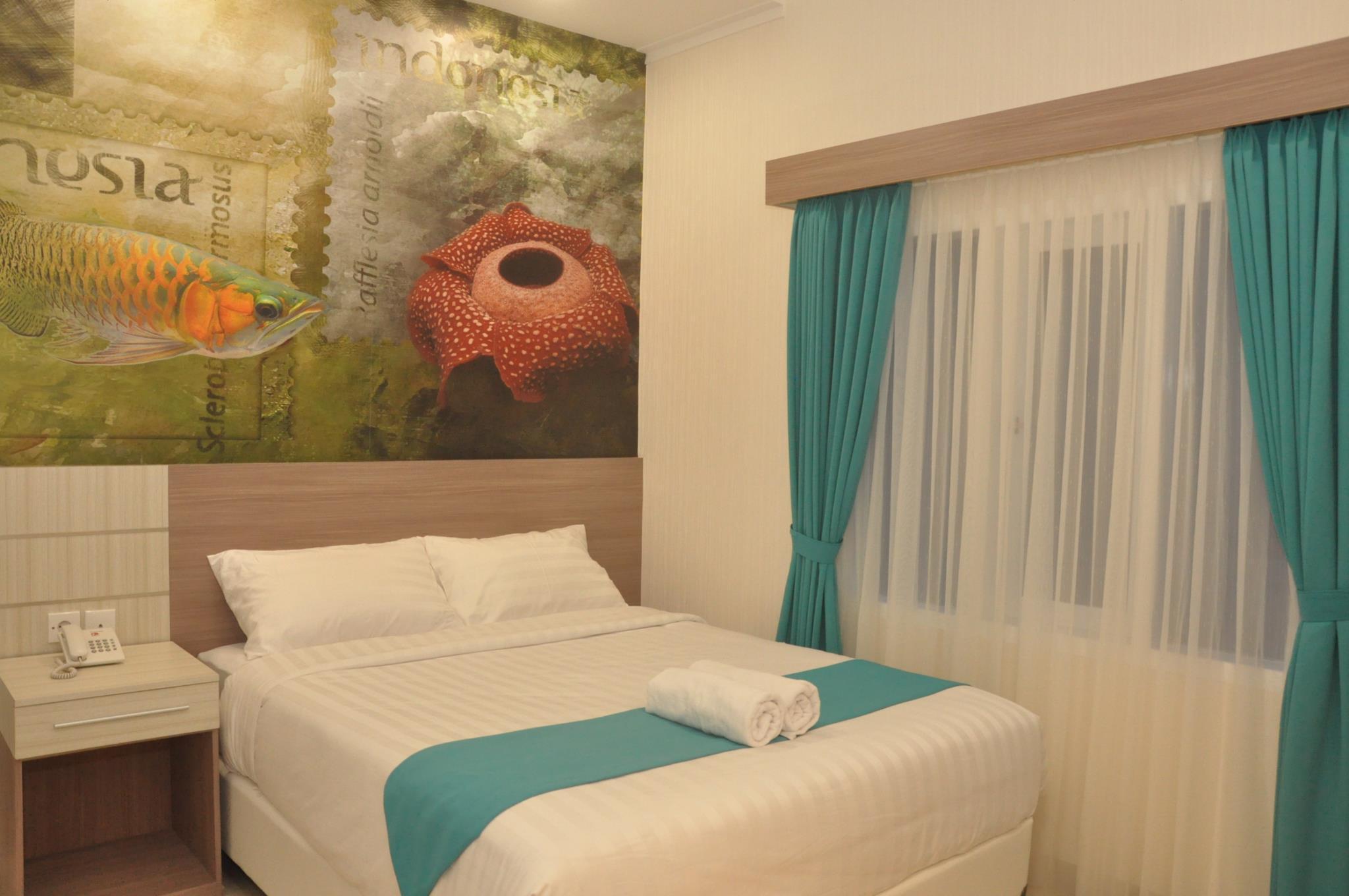 Poin Phila Hotel, Bandung