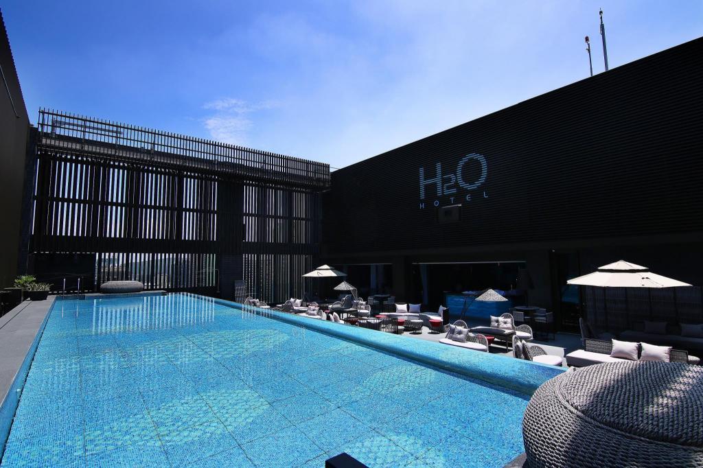 高雄飯店 水京棧國際酒店 (H2O Hotel)