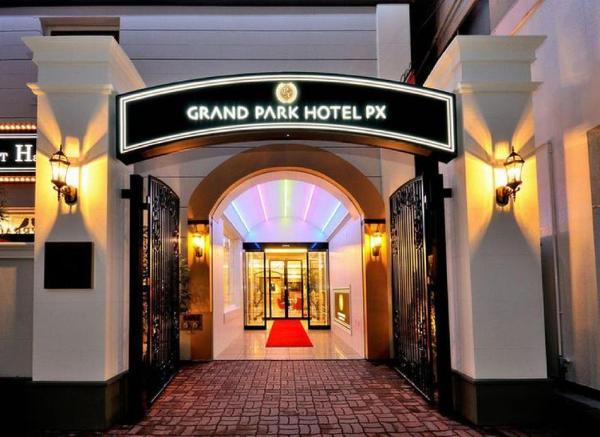 Grand Park Hotel Panex Hachinohe Hachinohe