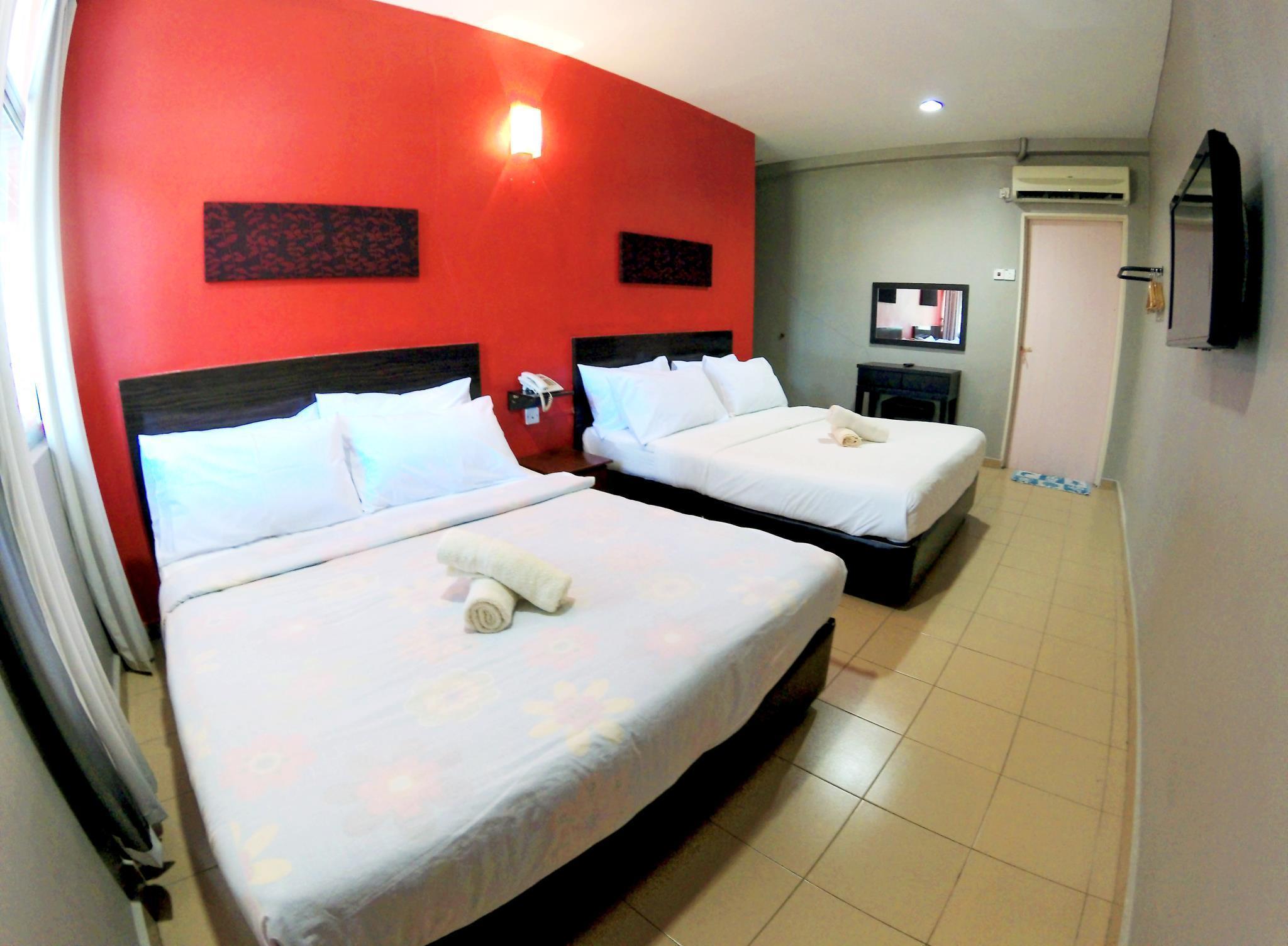 JV HOTEL @ Bandar Tasek Mutiara, Seberang Perai Selatan