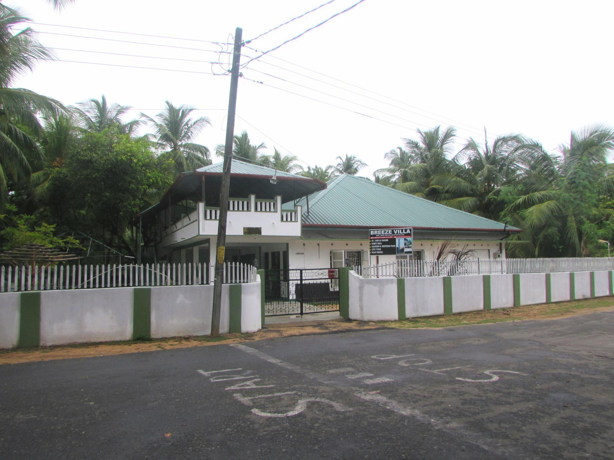 Breeze Villa, Eravur Town
