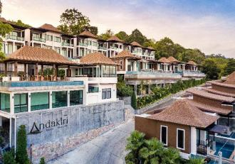 Andakiri Pool Villa Panoramic Sea View