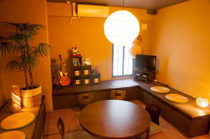 BUDGET:Backpackers Hostel K's House Tokyo