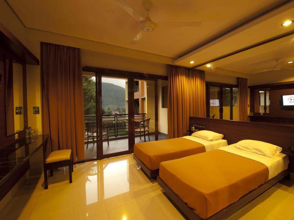 Fasilitas kamar Hotel Bintang Tawangmangu