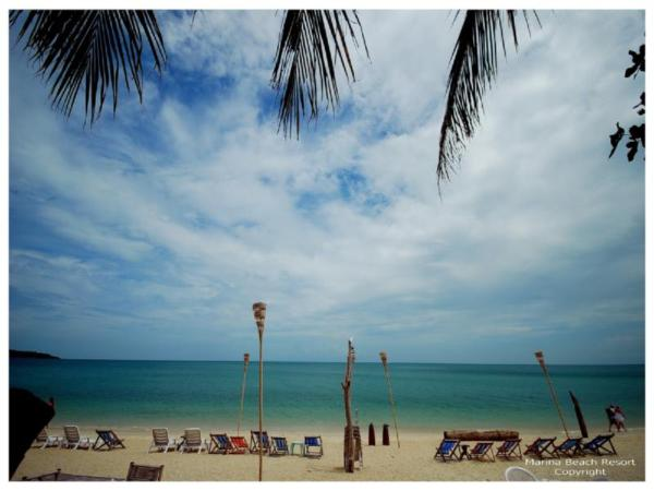 Marina Beach Resort Koh Samui