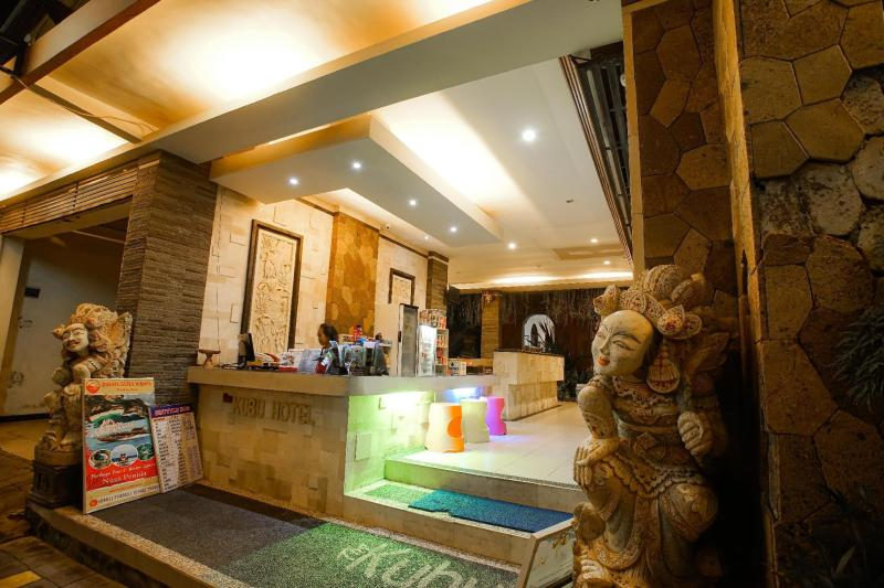 The Kubu Hotel ⭐⭐