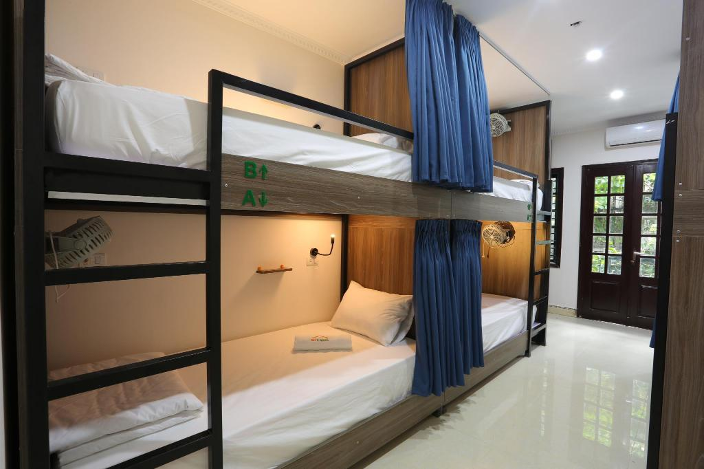 BEST HOSTELS IN OLD QUARTER HANOI, VIETNAM