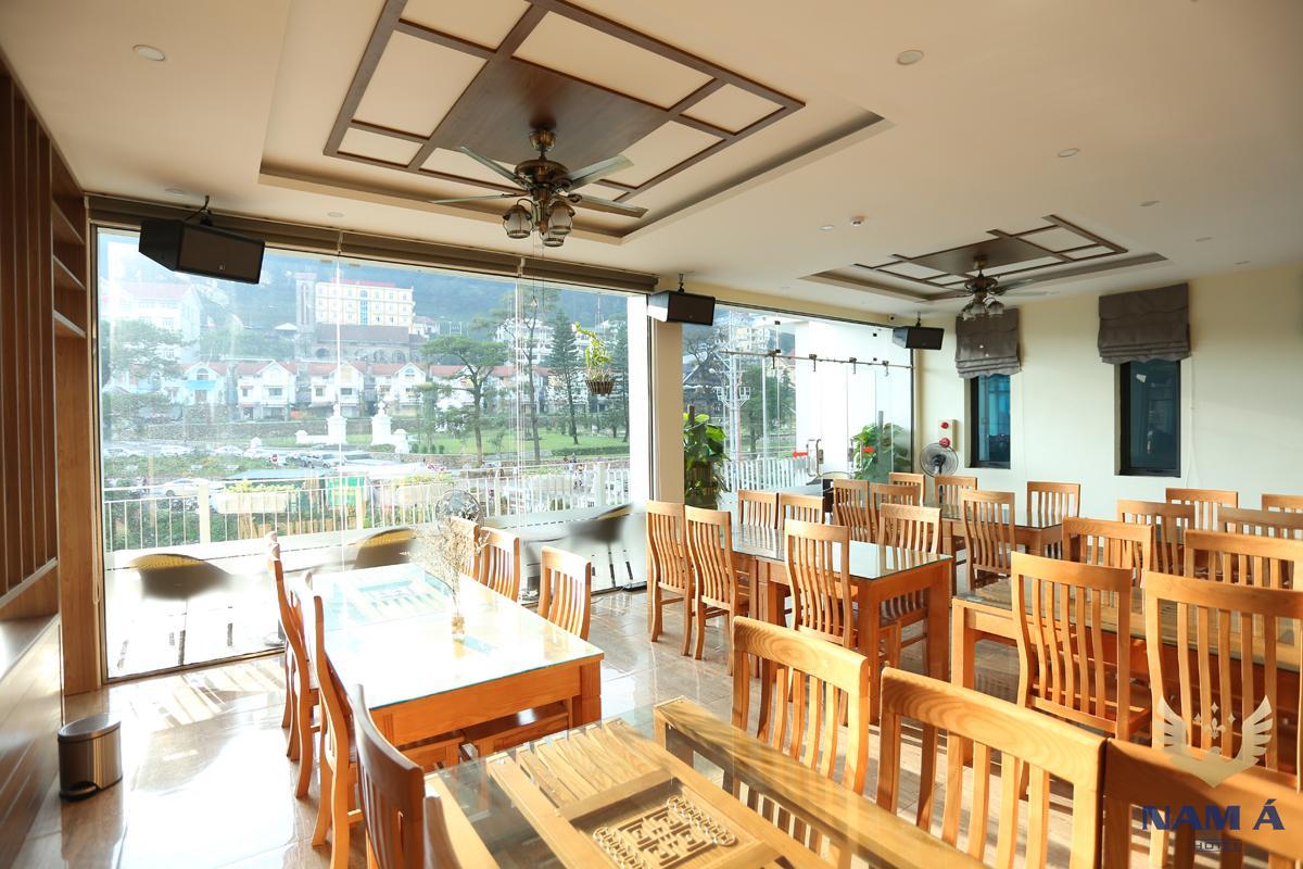 Nam A Hotel, Tam Dao