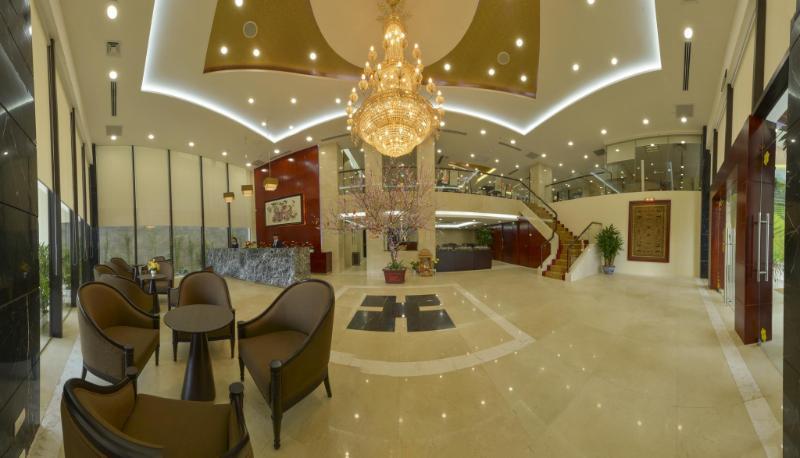Khách sạn Red River View Lào Cai