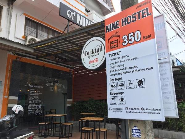 Nine Hostel Koh Samui