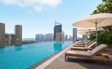 Andaz Singapore - Un concept de Hyatt (certifié SG Clean)
