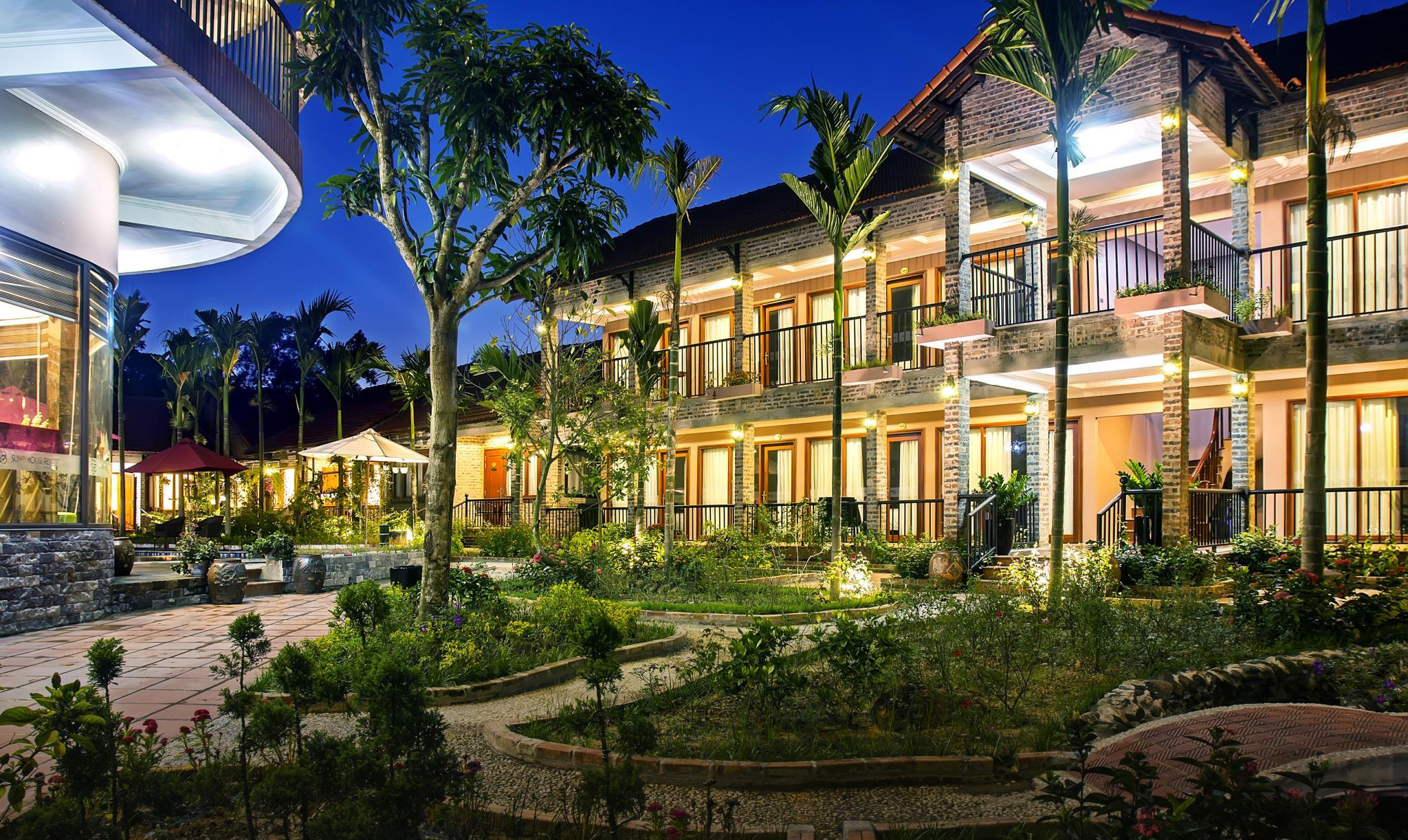 Sunny House Resort, Thái Nguyên