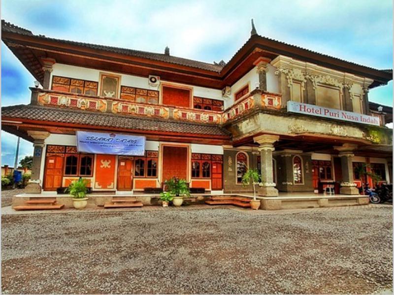 Puri Nusa Indah Sanur Beach Hotel, Denpasar