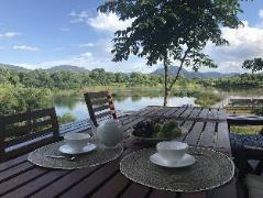 Lake and mountain view Villa Chiang Mai Mae On