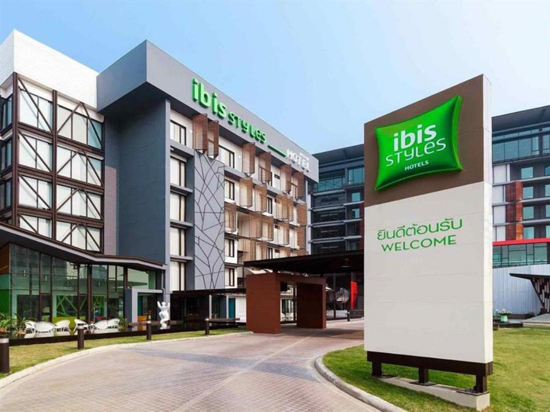 Hotel Ibis Style Chiang Mai
