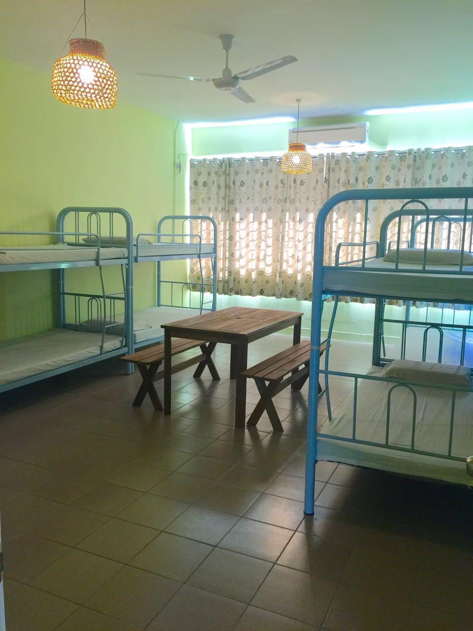 Akinabalu Youth Hostel, Kota Kinabalu