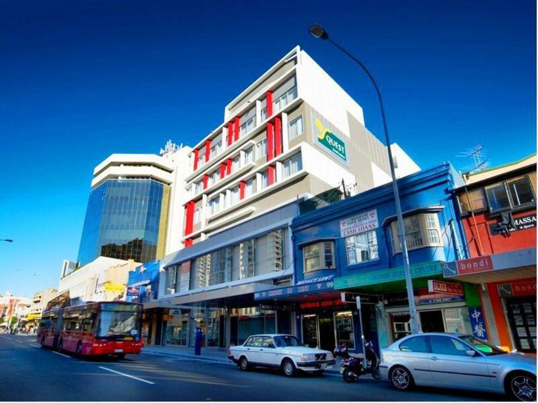 Best Price on Quest Bondi Junction Serviced Apartments in ...