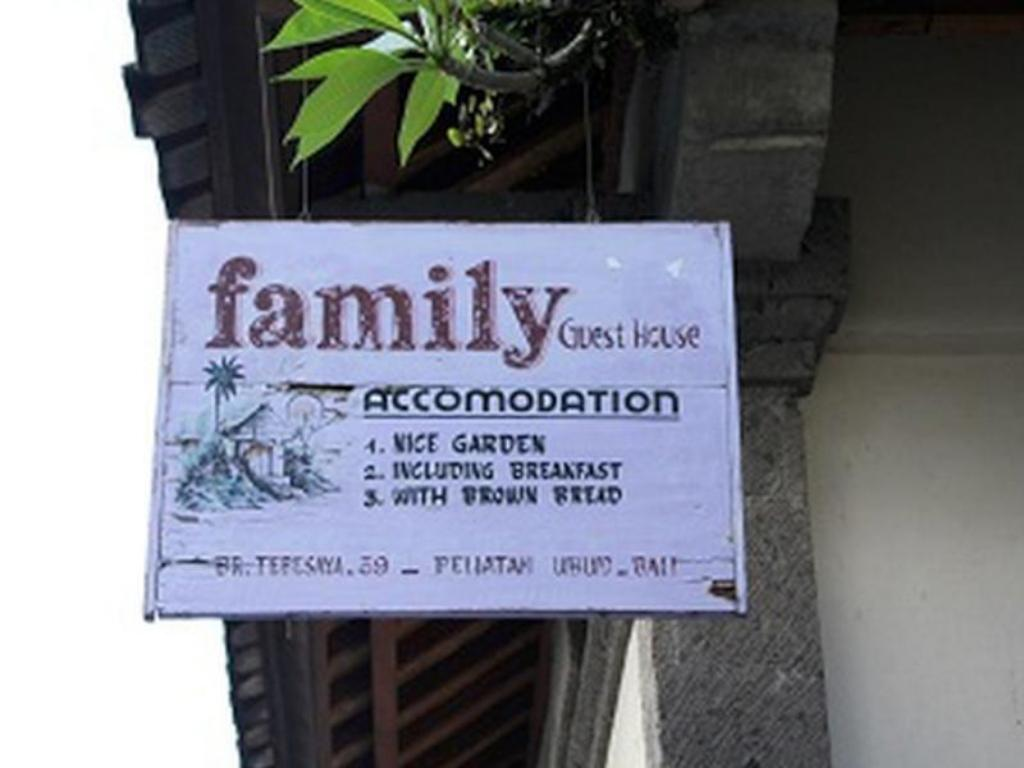 best price on family guest house ubud in bali reviews