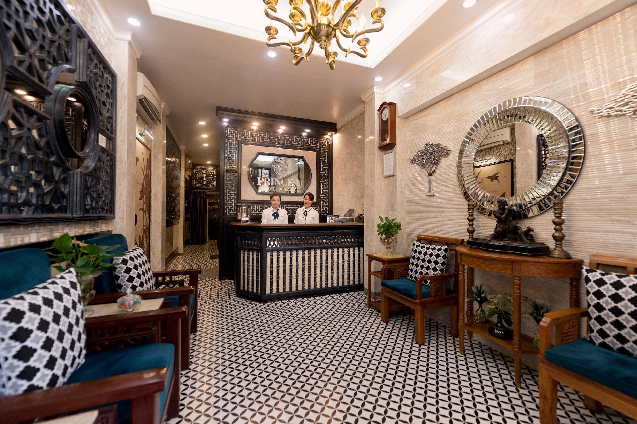 Khách Sạn Hoàng Tử 2 Hà Nội