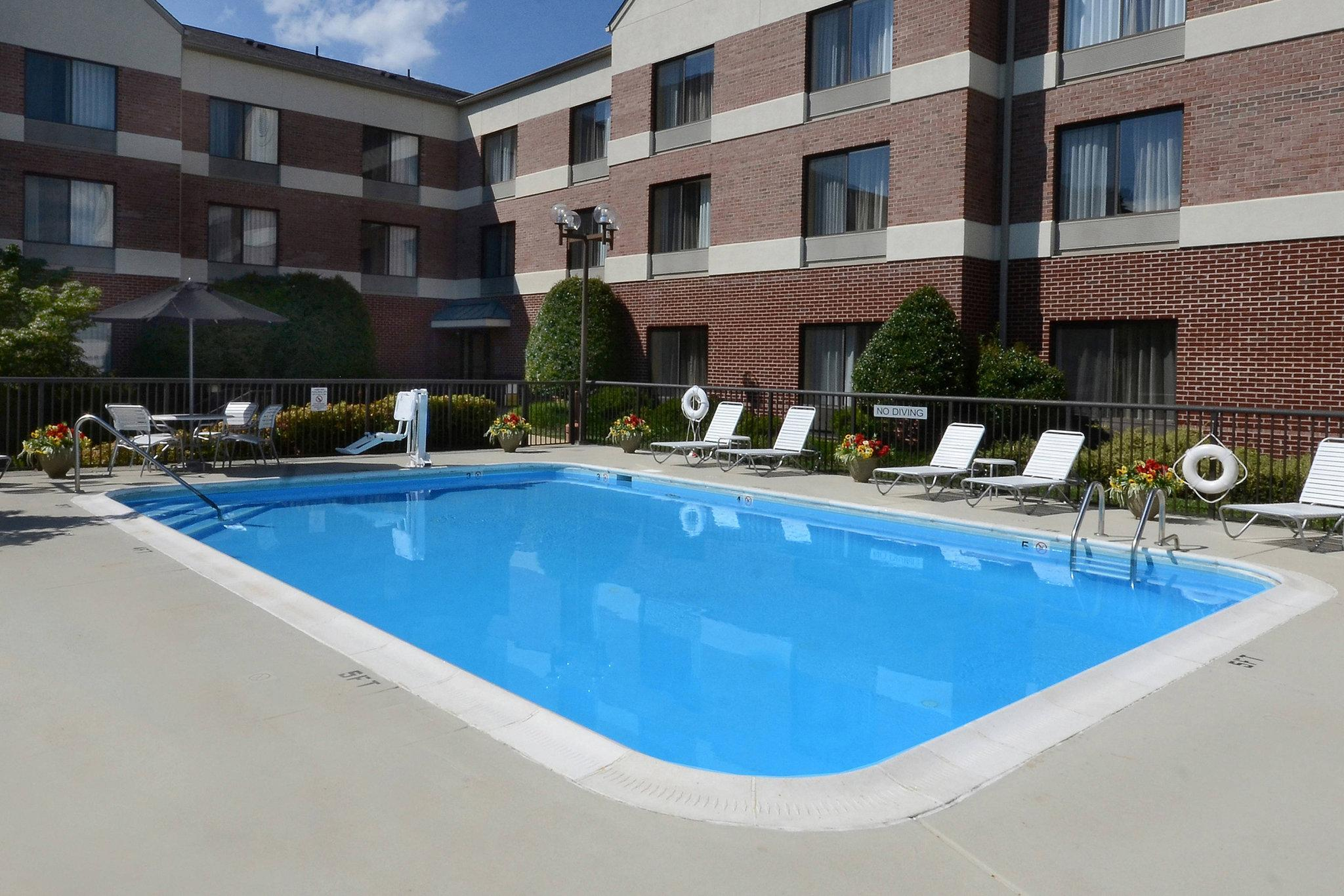 Fairfield Inn & Suites Charlottesville North, Albemarle