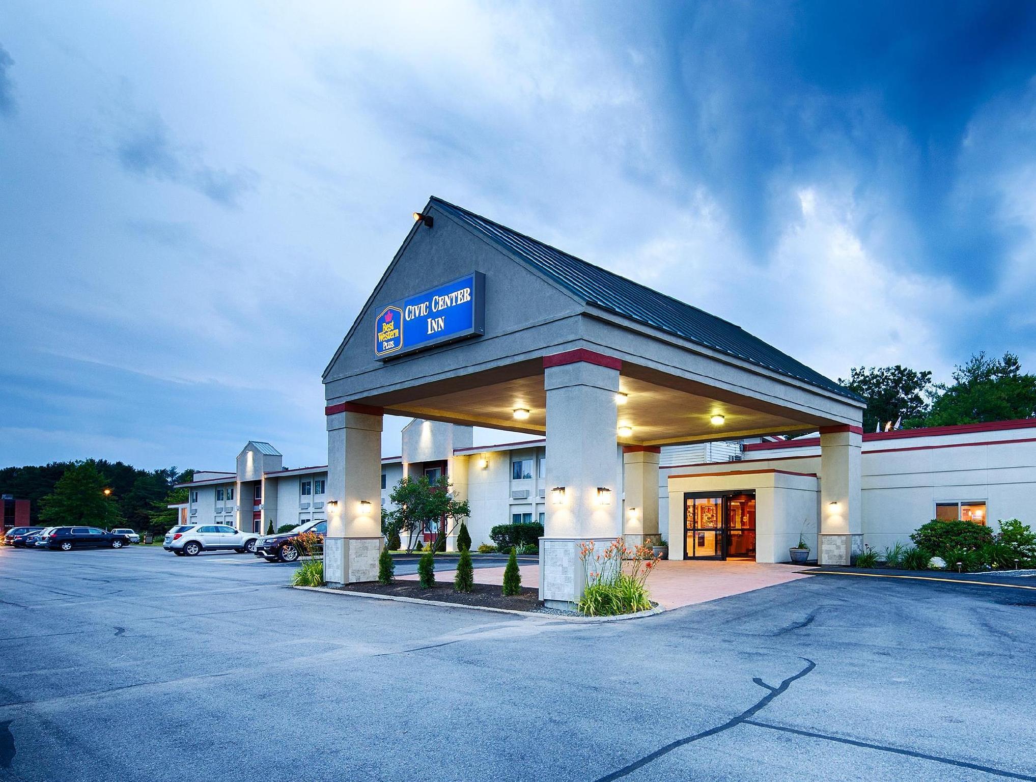 Best Western Plus Augusta Civic Center Inn, Kennebec