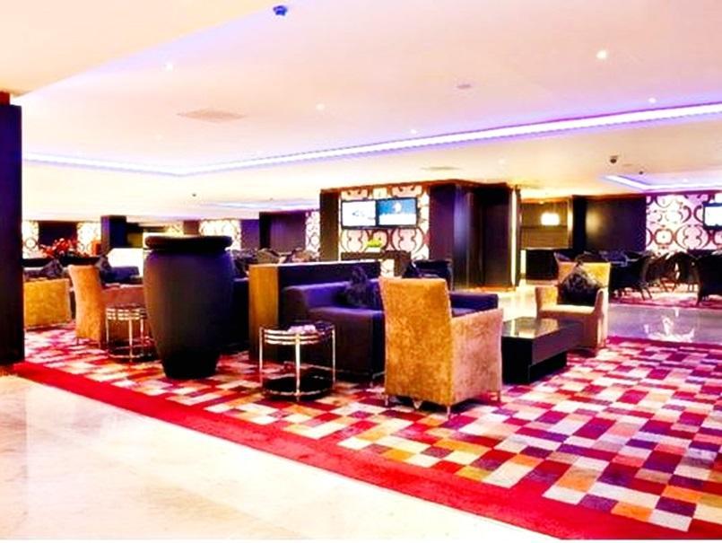 Crom Airport Hotel, Jeddah
