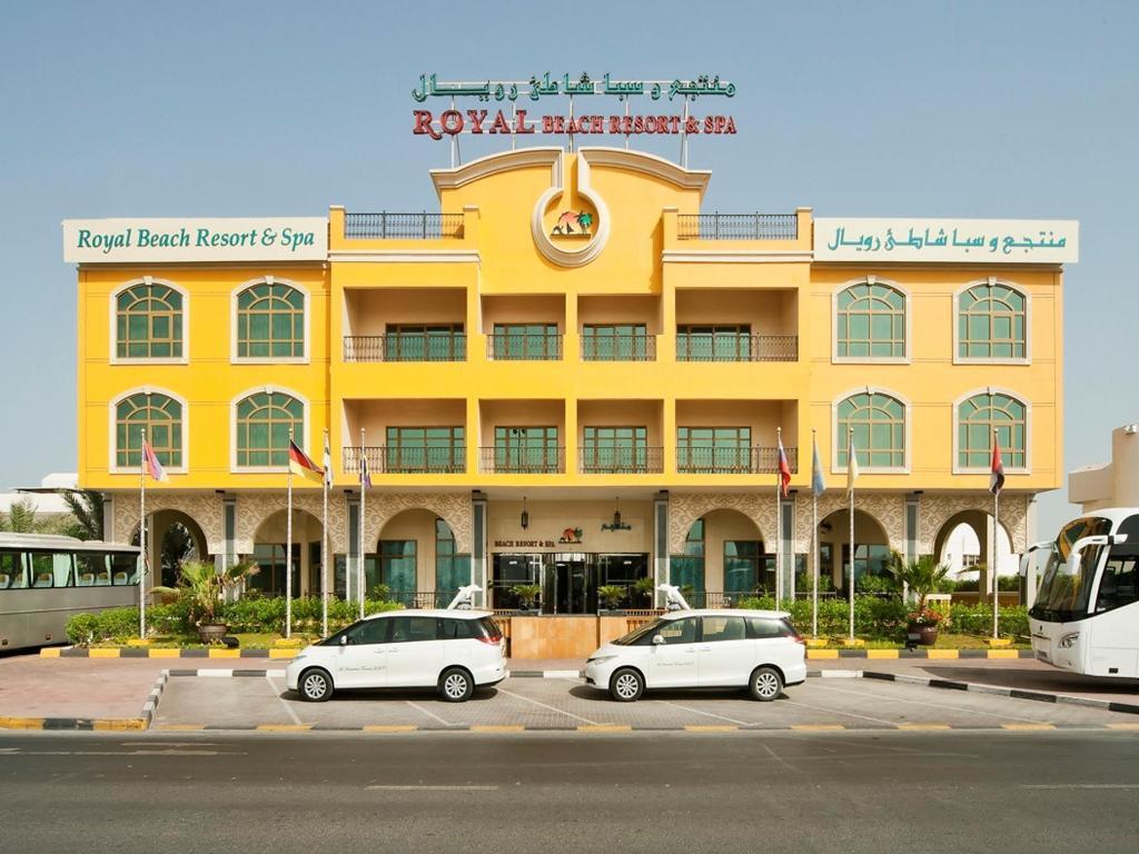 Royal Beach Resort Spa Sharjah