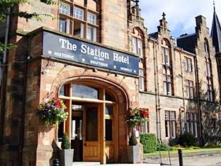 Station Hotel, Perthshire and Kinross