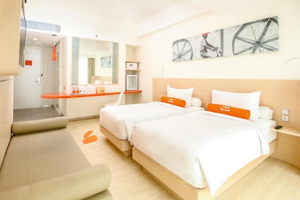 HARRIS Hotel Sentraland