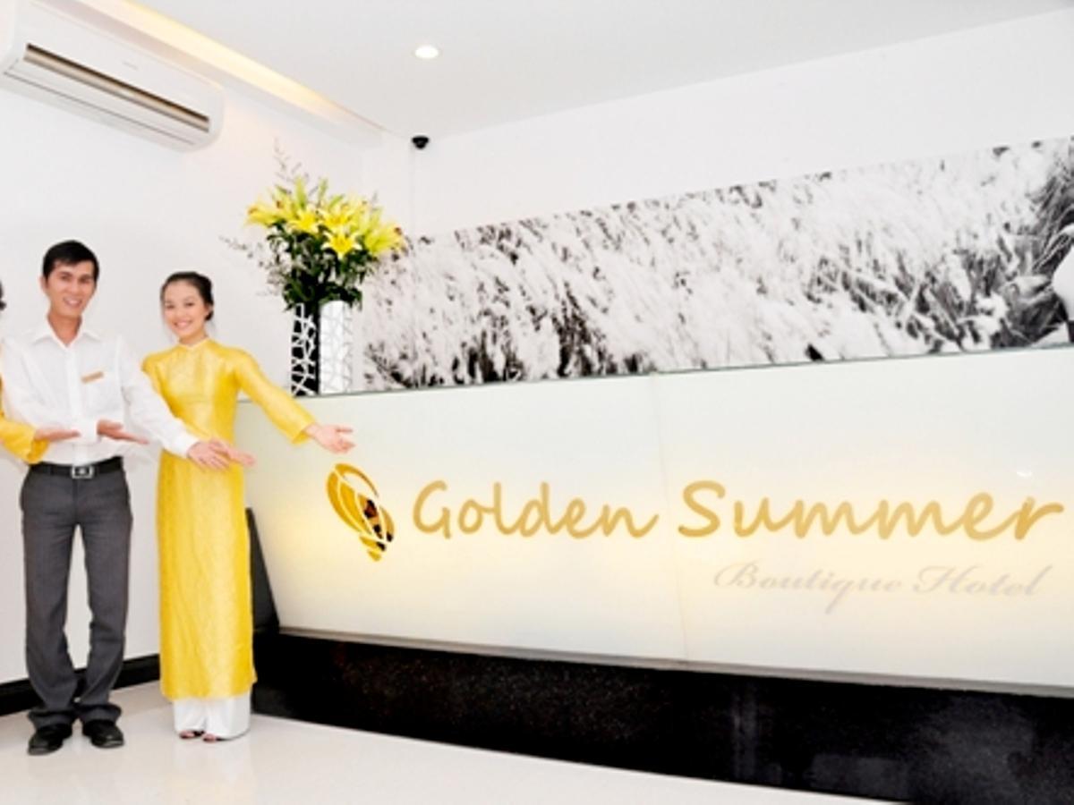 Khách Sạn Hạ Vàng Nha Trang | Golden Summer Hotel