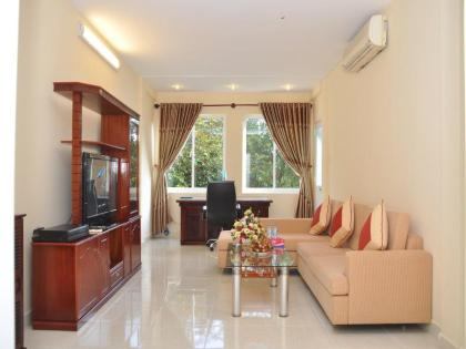 Lam Son Hotel and Apartment