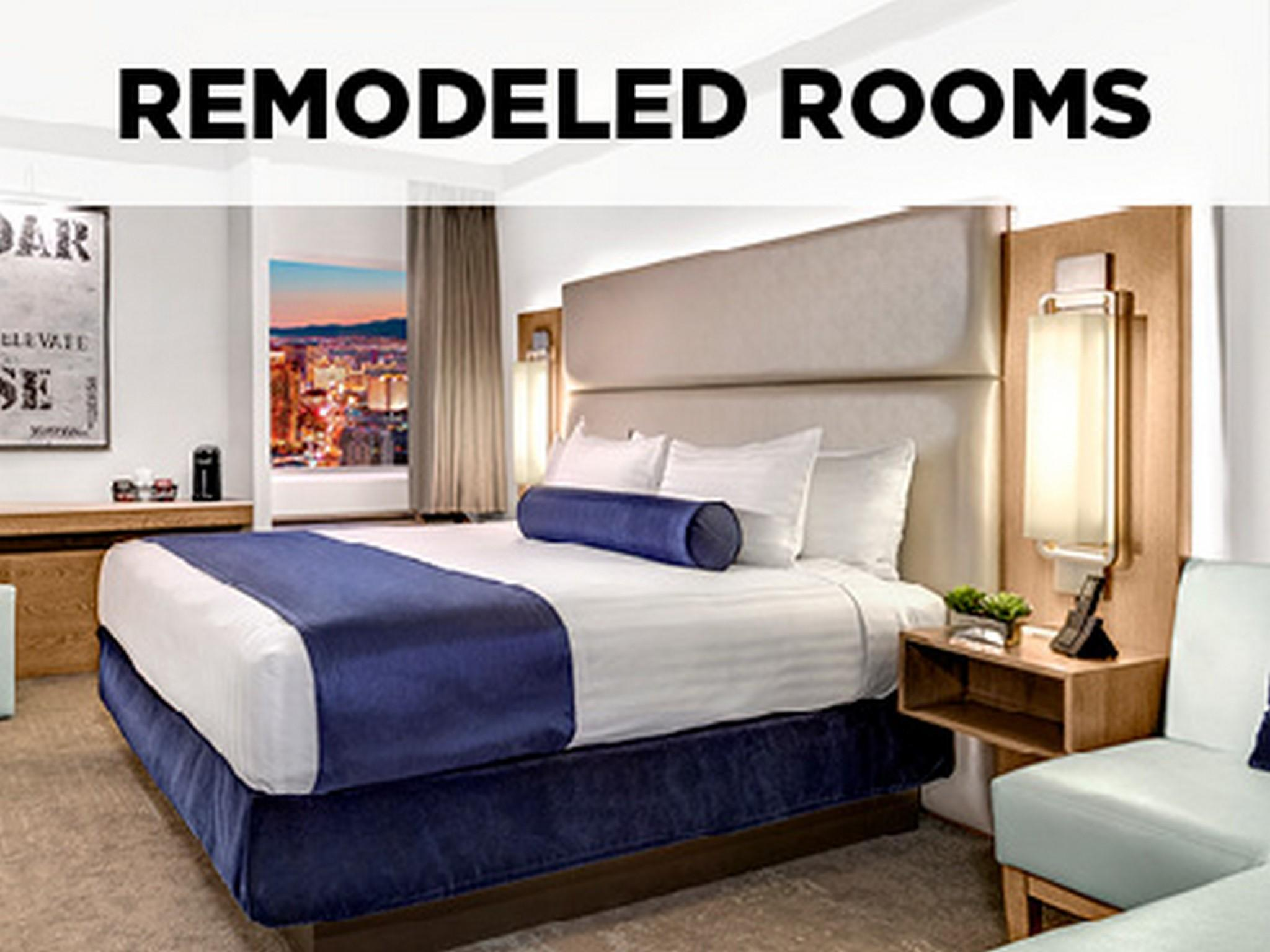 Elevate Room with King Bed