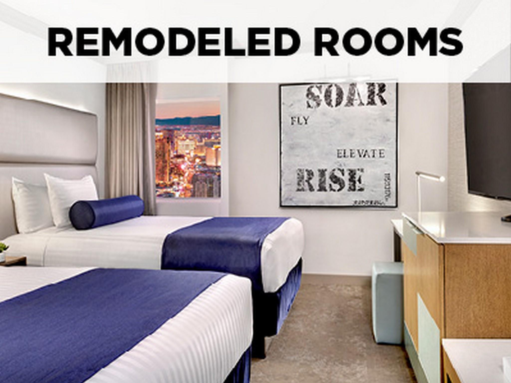 Elevate Room with 2 Queen Beds