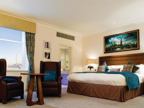 The Luxury Beaumont Hotel in London