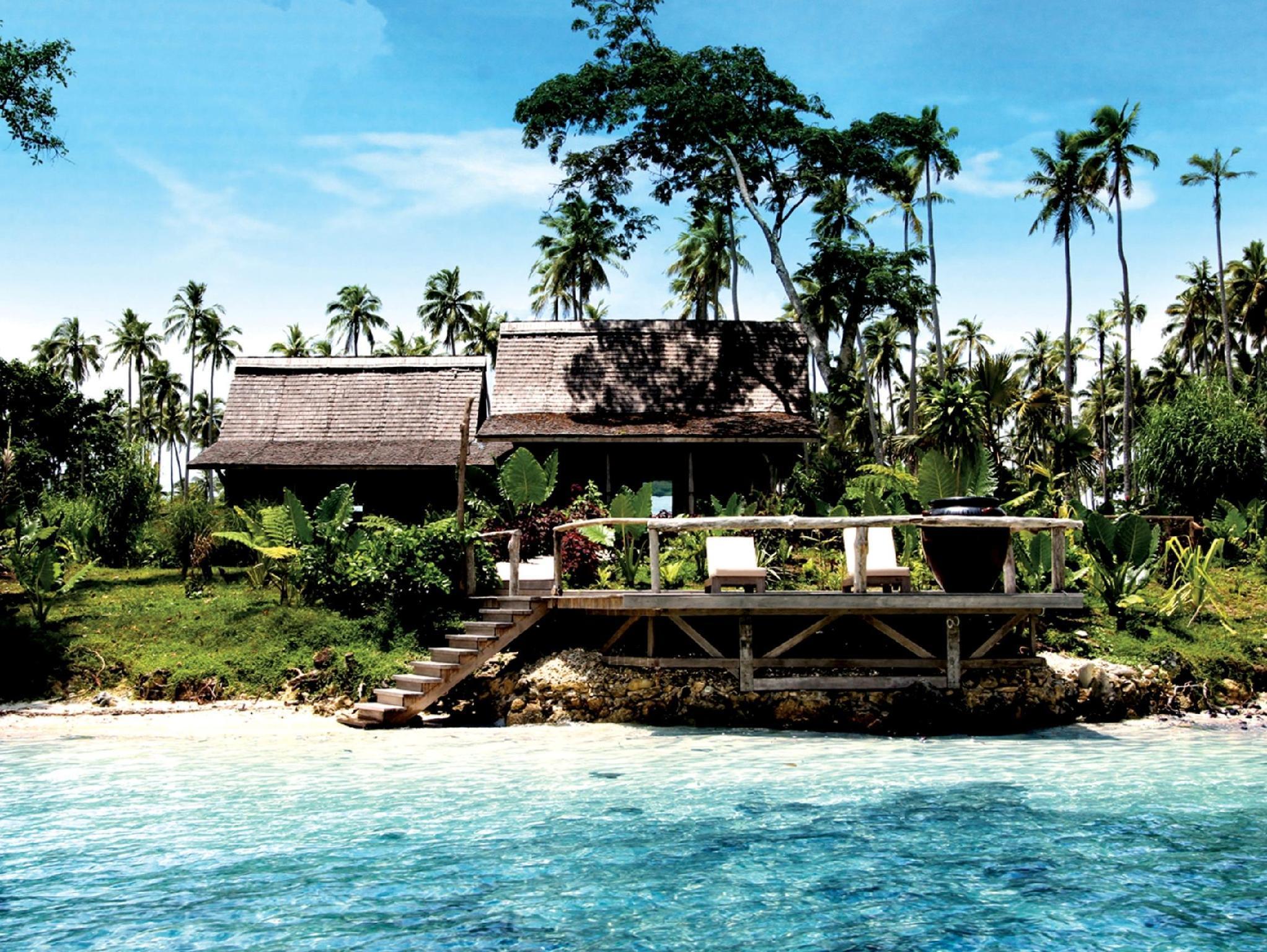 Ratua Island Resort & Spa, Canal - Fanafo