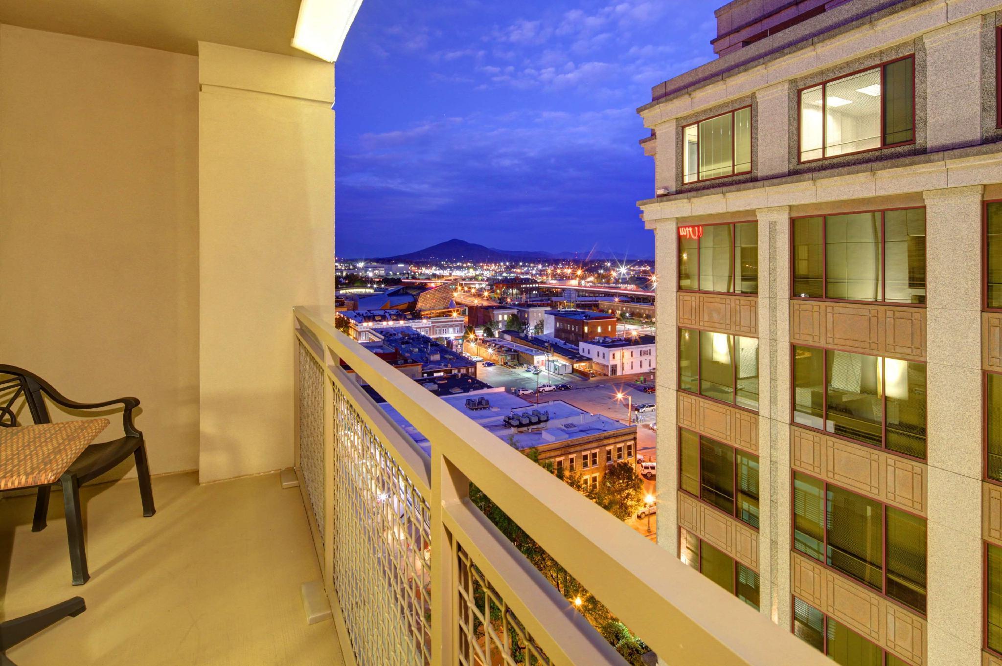 Hampton Inn and Suites Roanoke Downtown, Roanoke City