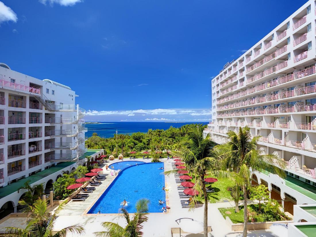 Best price on hotel mahaina wellness resorts okinawa in for Wellness hotel