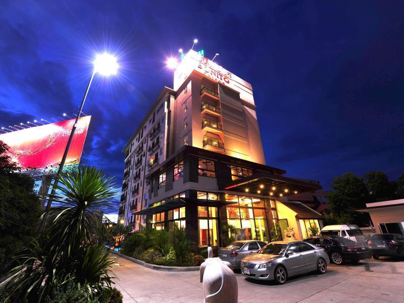 Bonito Chinos Hotel, Muang Nakhon Sawan