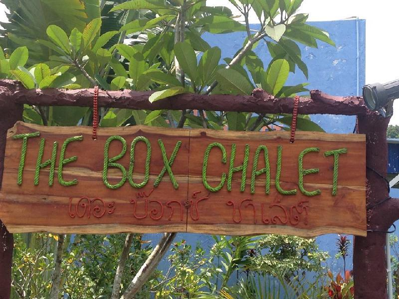 The Box Chalet